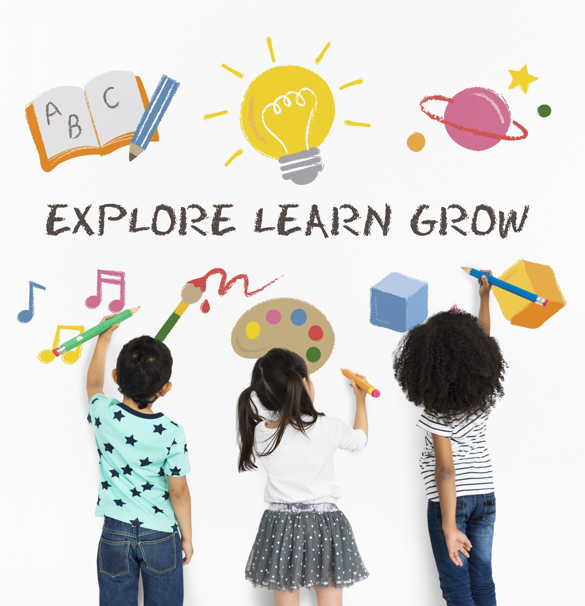 Cours d'anglais enfant Montessori